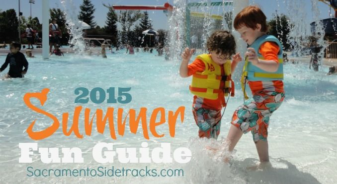 Summer Fun Guide 2015! One gigantic roundup of water play places, fairs and festivals, movies in the park, places to get creative, free things to do, and much more all in one easy spot. Over 100 ideas to make it the best summer ever!