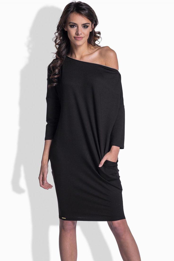 https://www.margery.pl/Sukienka-Model-L158-Black-p10557   Zapraszamy!