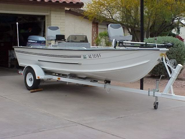 Aluminum Boat Restoration-101 A Project from A to Z. Page: 1 - iboats Boating Forums   239915