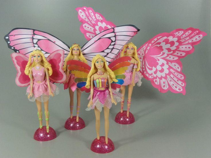 Maxi EI Barbie Fairytopia MPG TT 3 51 Bis 54 Komplettsatz   eBay