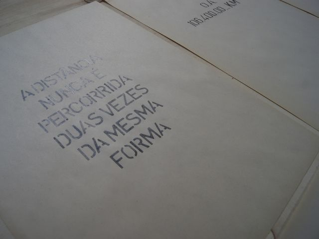 Carta Náutica - Maria Sassetti