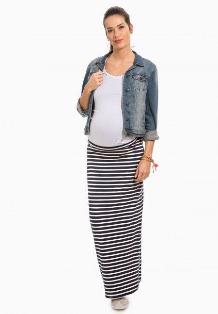 Envie de Fraise // Gayane Maternity Skirt #MaternityStyle #Maternity #Fashion #BumpStyle #Mumtobe #BabyBump #Skirt