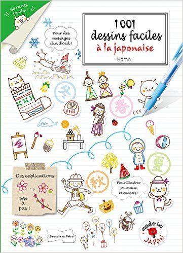 Amazon.fr - 1001 dessins faciles à la japonaise - Collectif - Livres