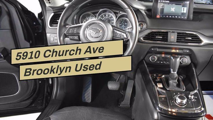 Call Us (718) 4847788 Used 2016 MAZDA CX9 AWD Touring