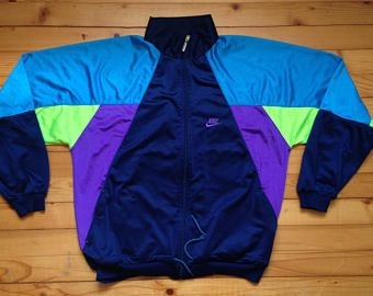 4a34875d752 Windbreaker · Retro Vintage · 90s hip hop clothing women 90s Hip Hop, Hip  Hop Rap, Nike Track Jacket