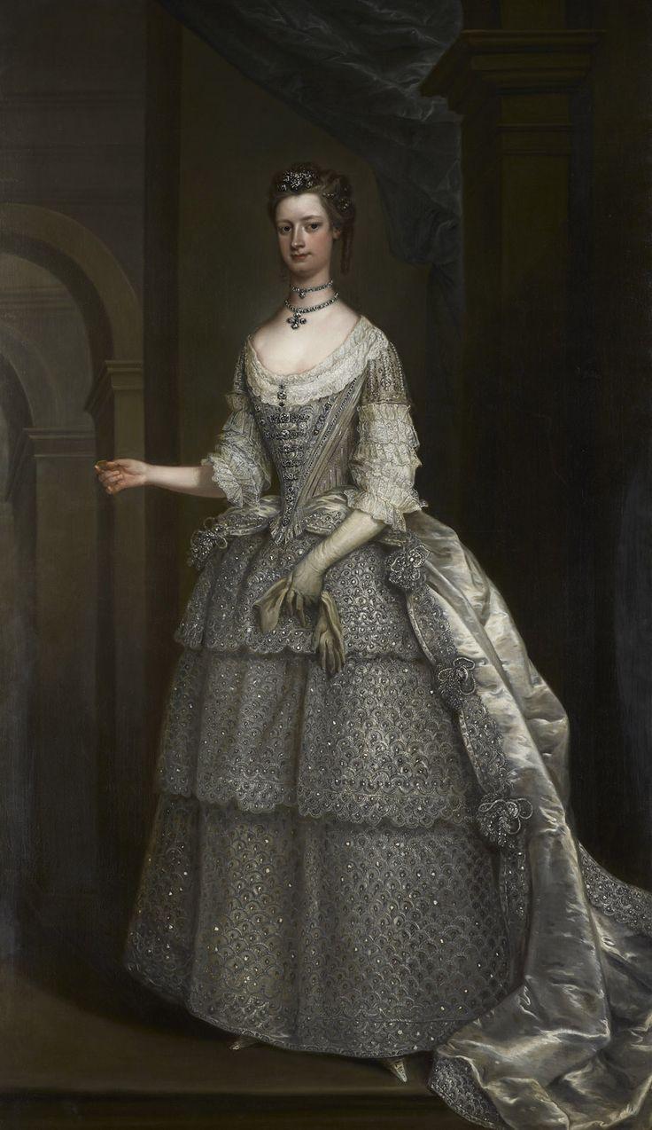 18th century wedding dress  shu azs on Pinterest