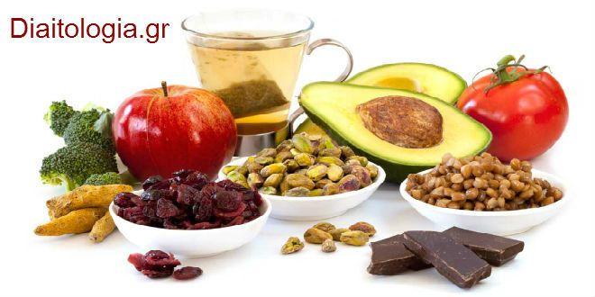 Δίαιτα για αποφρακτική πνευμονοπάθεια Χ.Α.Π : μία εβδομαδιαία ειδική δίαιτα. | Διαιτoλογία - Νεστορή Βασιλική