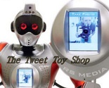 New 2006 Robosapien RS Media Humanoid Multimedia Robot RC Remote Control WowWee.  Robosapien RS Media is a massively enhanced multimedia version of the Robosapien V2 with loads of extra features! Robots  took the world by storm and this Robosapien RS Media is the leader of the pack!