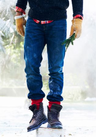 For the show-off Timberland #mens #boots #macys BUY NOW!