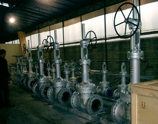 WHAT'S THE DIFFERENCE: VALVES - BALL GATE AND GLOBE VALVE?