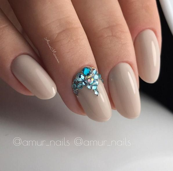 @pelikh_Маникюр | Видео уроки | Art Simple Nail Winter Nails - http://amzn.to/2iDAwtQ