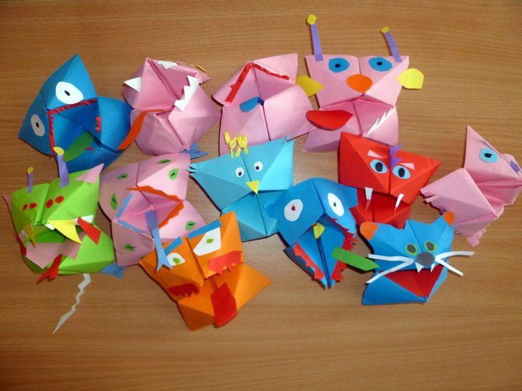 Papírové příšerky
