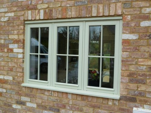 Flush Casement Windows | Bespoke Windows from Vibrant Doors