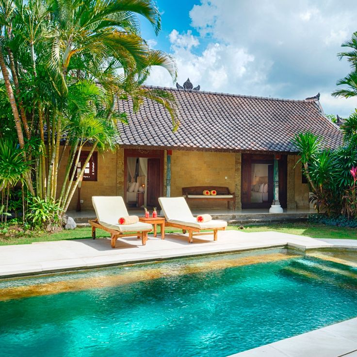 Reasons to come to Kubu #49: Warm, inviting, private pools…  www.villakubu.com #villakubu #seminyak #villa2 #luxury #balivilla #islandlife #love #wanderlust #sanctuary #tropicalparadise