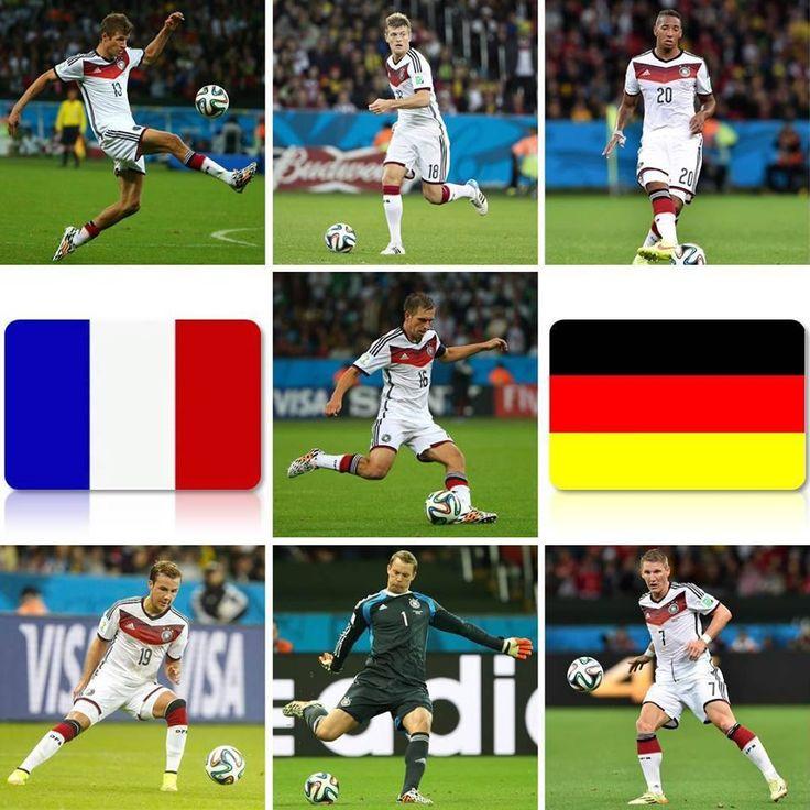 Germany team #worldcup2014 #germany #quarterfinal #goal