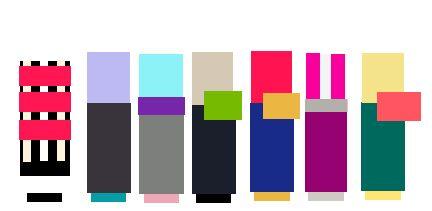 Bright Spring Color Equations.     http://12blueprints.com/wp-content/uploads/2012/04/CE-BSp-forweb.jpg