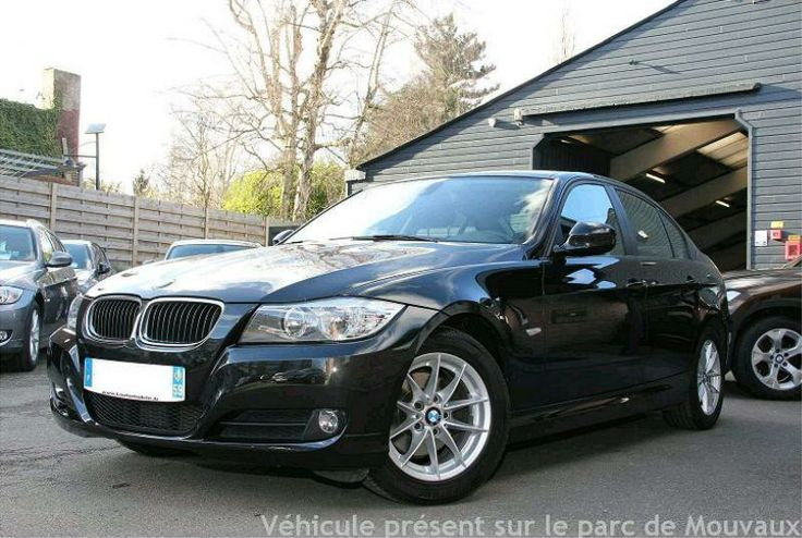 OCCASION BMW SERIE 3 (E90) 318D 143 CONFORT GPS