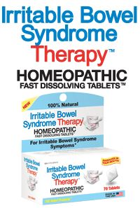 Irritable Bowel Syndrome Therapy™   The Relief Products