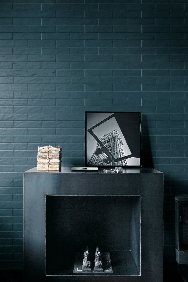 Fap ceramiche at Cersaie 2014: Naturally home - On show the new #tile collections #fireplace #interiors @fapceramiche