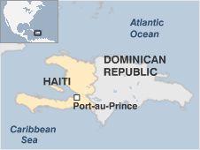 JANUARY 2011 - Earthquake strikes Haiti