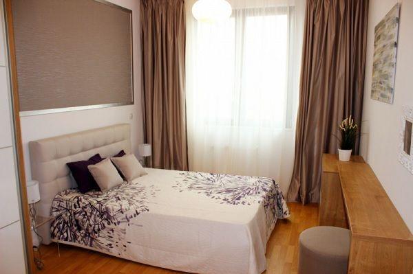 Adora Pipera - dormitor modern, spatii mici