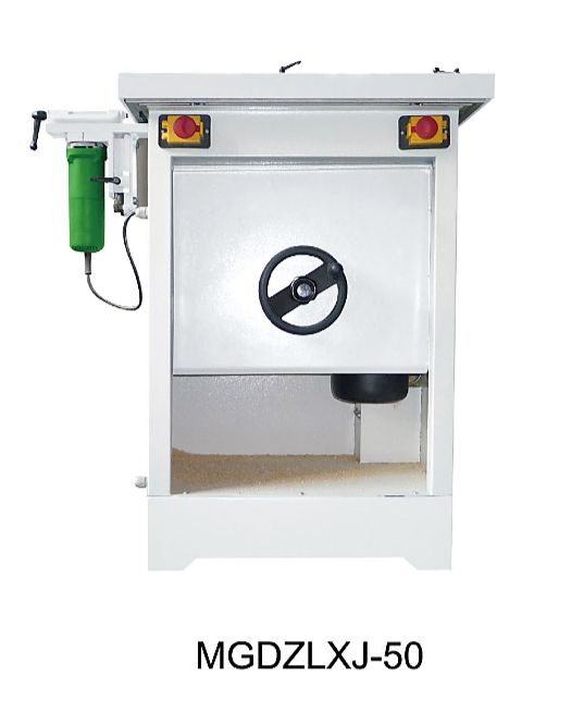 Wood Milling Machine Wood Milling Machine adopts single-phase motor, and it is suitable for milling, shaping, rounding and flat cutting by adjusting the height of milling cutter. Multiple materials (e.g. Wood, plastic, and aluminum )  can be processed.