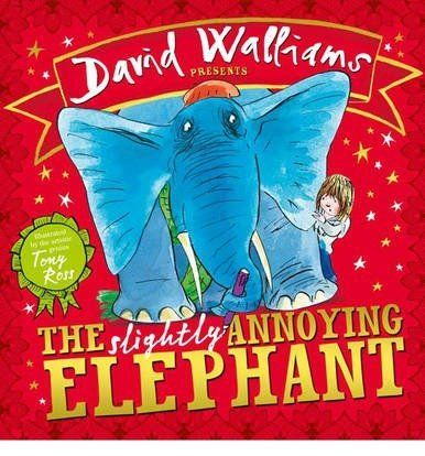 What's big, blue, bossy, and turns up uninvited? A slightly annoying elephant, of course! Introducing a magnificently warm and funny picture book from two remarkable talents.(Amazon.com)
