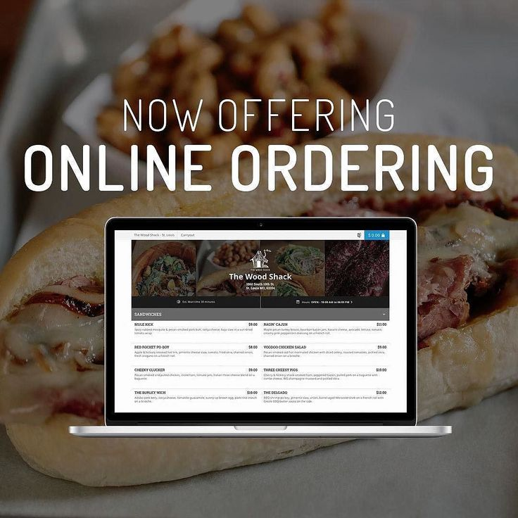 Congratulations to our client The Wood Shack Soulard for the launch of their new online ordering feature! . Contact us today for information on how to get this set up for your restaurant - but first lunch! . . . #online #order #onlineorders #marketing #getitfast #revenue #profit #business #restaurant #restaurantbusiness #food #carryout #takeout #smokedmeat #smokedmeats