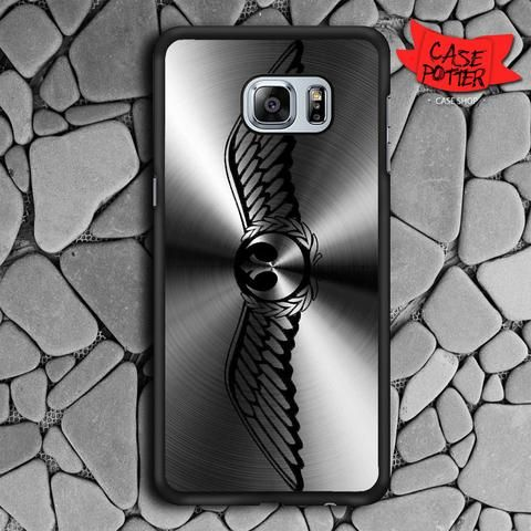Rebel Alliance Wings Samsung Galaxy S7 Edge Black Case