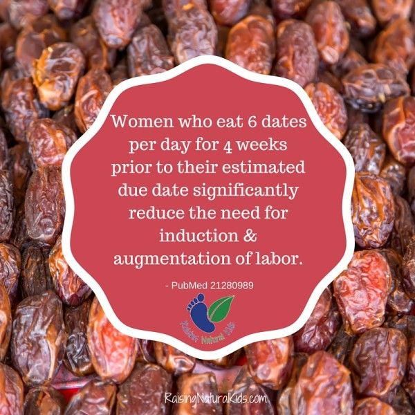pregnancy dates labor