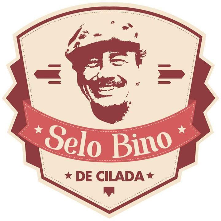 """Selo Bino de Cilada. """"É uma cilada Bino""""!"""