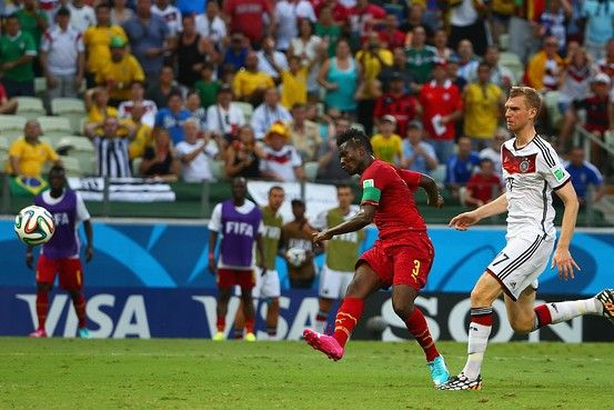 """#Soccer #Worldcup #result: #Germany, #Ghana Play to 2-2 Draw - WSJ - Ghana has done just enough to keep Group G interesting for another five days. """"It's kind of a knockout game for both teams now,"""" German defender Per Mertesacker said, looking ahead to the U.S. game. """"We just want to make less mistakes than we made today."""""""