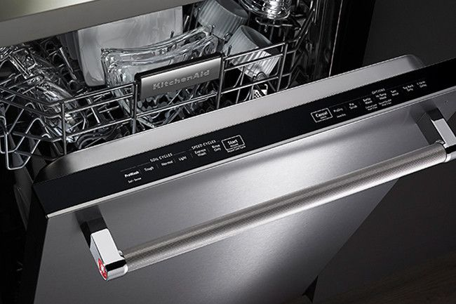 6 Best Dishwashers Digital Trends KitchenAid KDTE104DSS