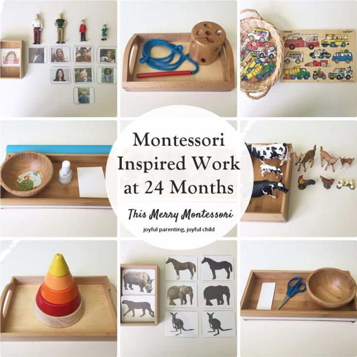 What's on our Work Shelves – This Merry Montessori