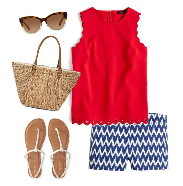 4th of July / patriotic outfit from Style For Today