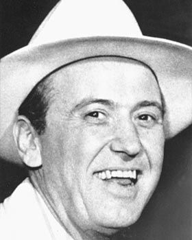 """""""RED"""" FOLEY ~ In 1954, he moved to Springfield, MO, to host """"Ozark Jubilee"""" on ABC-TV and radio. That same year, he discovered 11-yr. old, Brenda Lee, who performed on the show. The show ran for 6 years. He went on to appear on several TV shows, including his son-in-law's, Pat Boone. In 1967, in was inducted into the Country Music Hall of Fame, the first Kentuckian, and one of only six then-living inductees. He died in 1968."""