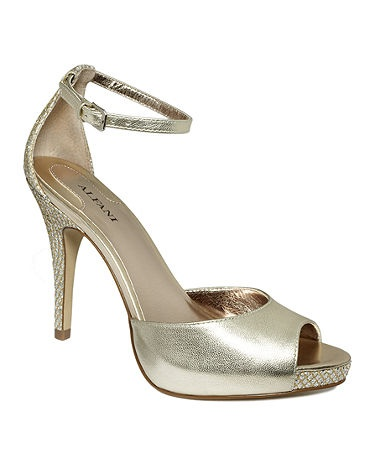 Macy's Alfani Women's Shoes, Lyla Evening Pumps