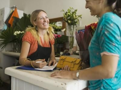 How to Design a Flower Shop