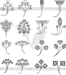 Die besten 25 jugendstil ornamente ideen auf pinterest for Ornamente jugendstil