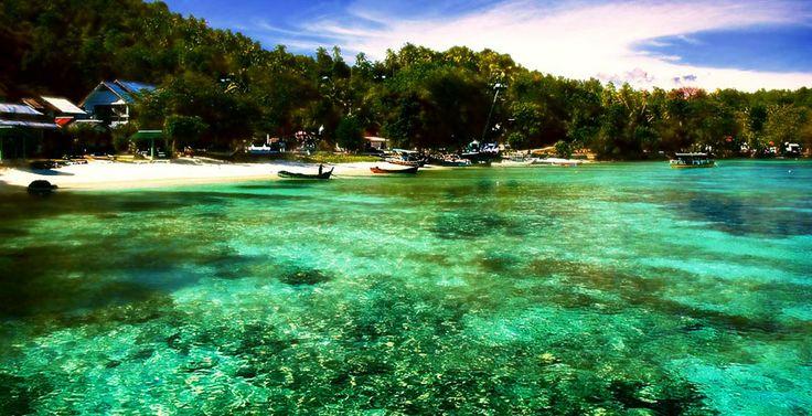 Diving, Tempat Wisata Pulau Weh Sabang di Aceh