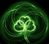 """St. Patrick plucked a shamrock and used this to exemplify the Holy Trinity. """"Look, it is made up of three identical yet separate pieces - and those three pieces do not exist in isolation but are one."""" The Irish got the message and the shamrock became a national symbol."""