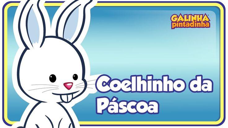 APRENDA A CONTAR COM O COELHINHO DA PÁSCOA