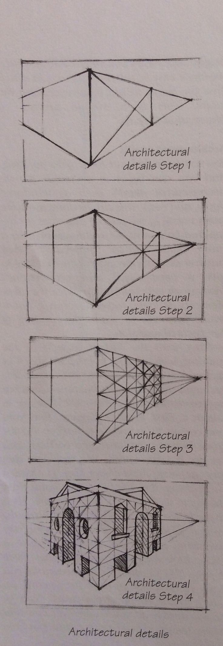 Architecture Design Drawing Techniques