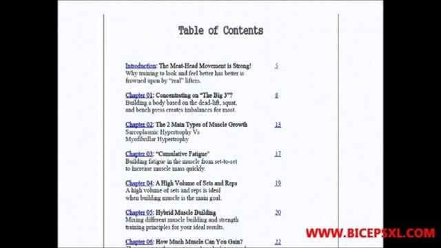 Read my review on Visual Impact Muscle Building here: bicepsxl.com/visual-impact-muscle-building-review-2  Related video:  youtube.com/watch?v=JQ-TFmBQxX8