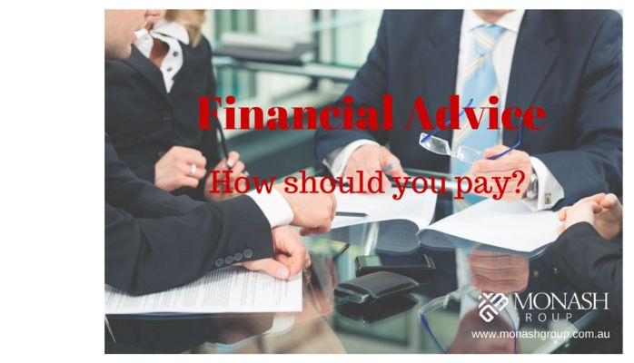 Trowbridge Report doesn't address all Financial Advice issues. Financial advice - How should you pay? #financialadvice #Toowoomba #estateplanning
