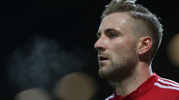 MANCHESTER UNITED SPORT NEWS: SHAW: I'LL TAKE ANY KIND OF GOAL!