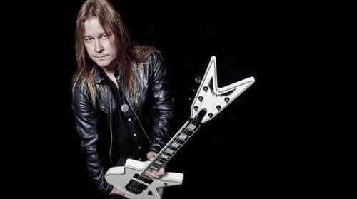 Guitarist Needs You To Design His Next Album Cover | My Guitar Lessons. Megadeth guitarist needs your help.