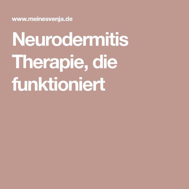 Neurodermitis Therapie, die funktioniert
