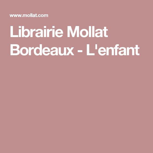 Librairie Mollat Bordeaux - L'enfant Maria Montessori