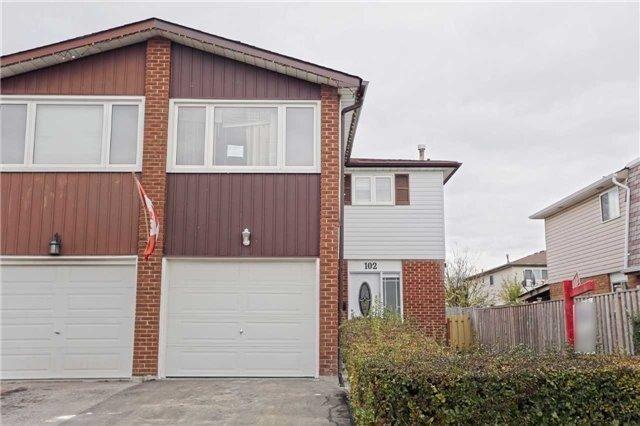 102 Horne Dr, W3658858, Brampton, Semi-Detached,  iPro Realty Ltd., Brokerage